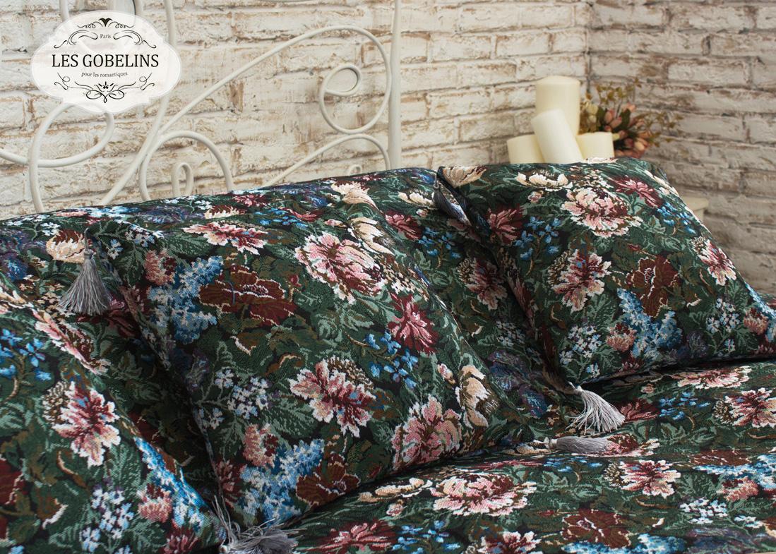 Декоративные подушки Les Gobelins Декоративная наволочка Jardin D'Amerique (40х40) декоративные подушки les gobelins декоративная наволочка jardin d amerique 40х40