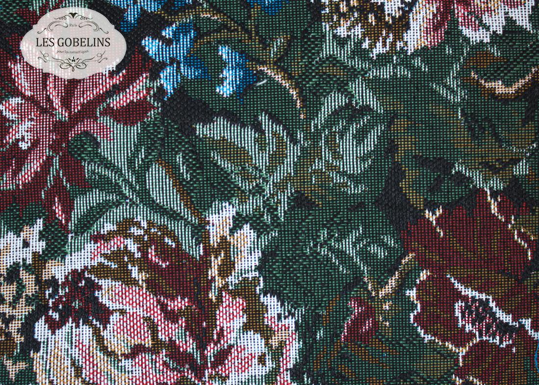 Покрывало Les Gobelins Накидка на диван Jardin D'Amerique (150х220 см) плед 150х220 jardin плед 150х220