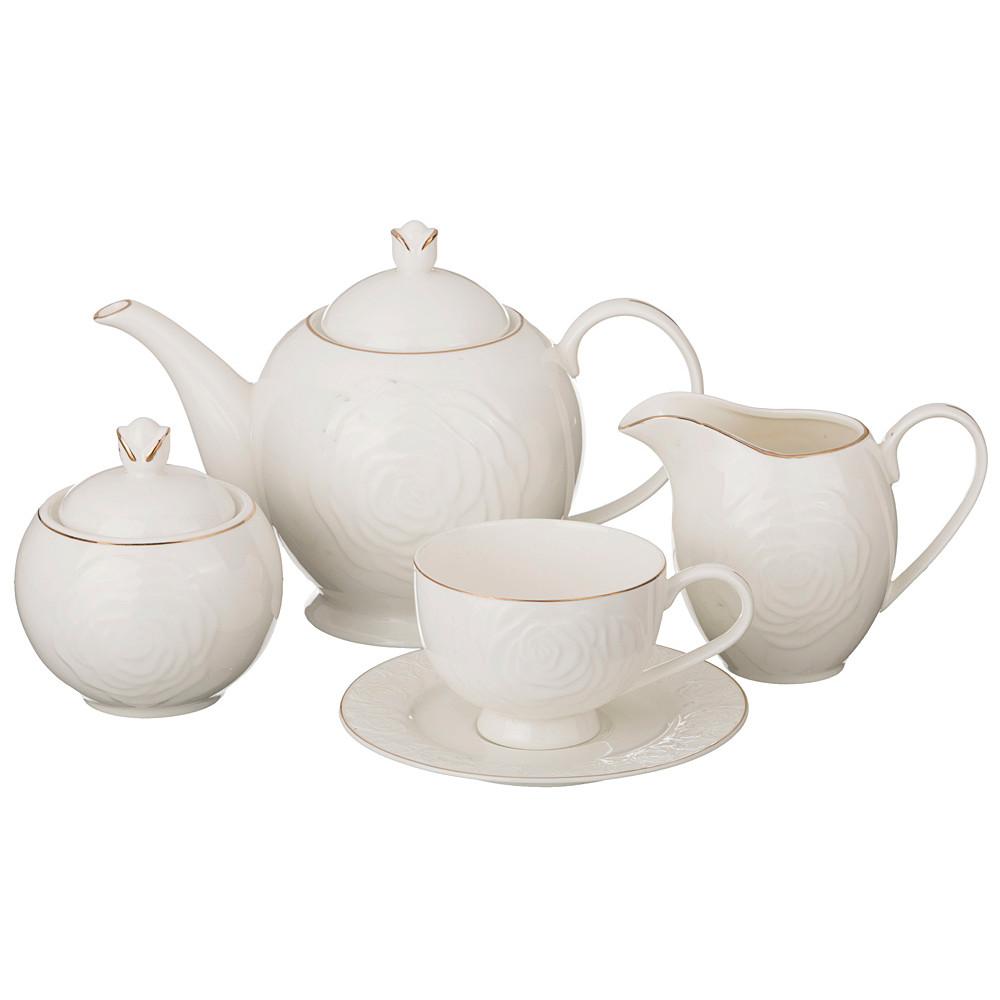 {} Lefard Чайный сервиз Alexis (Набор) creative набор для творчества украшаем чайный сервиз
