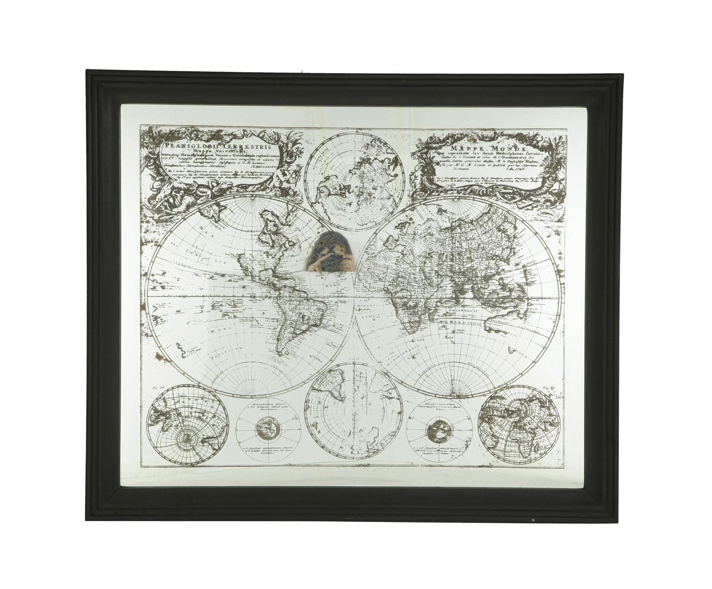 {} ARTEVALUCE Панно Карта (105х126 см)