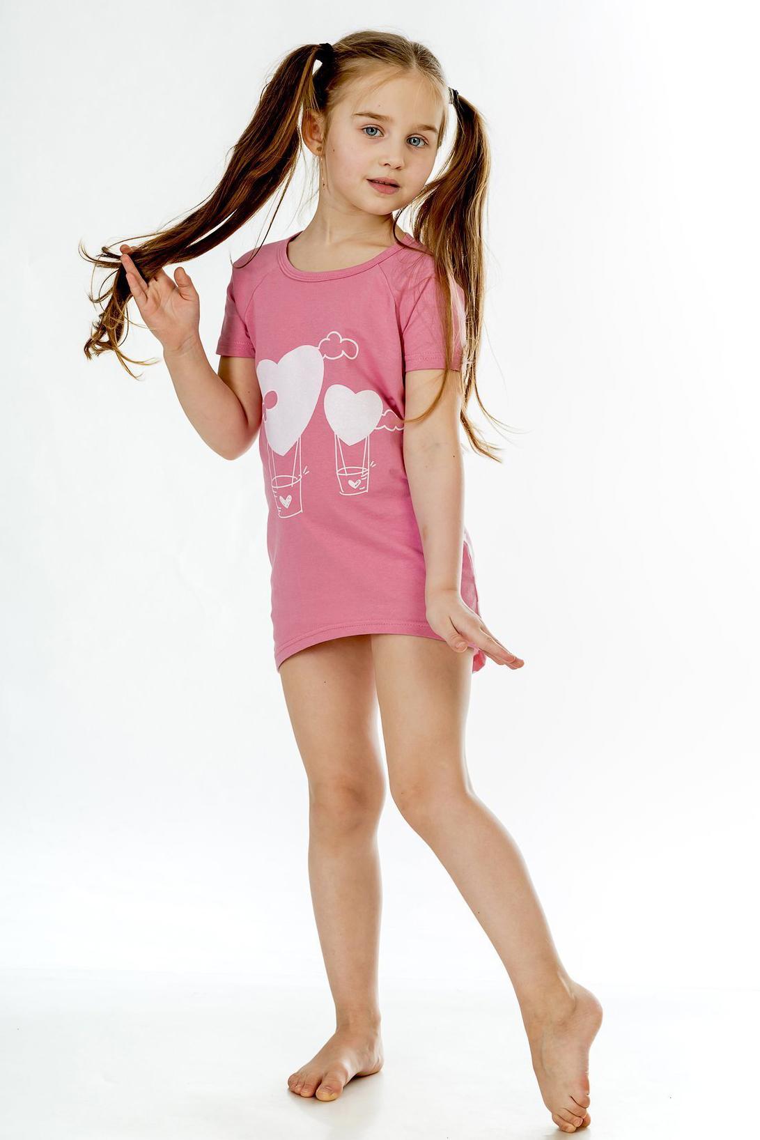Детские туники, сарафаны Pastilla Туника Стелла Цвет: Брусника (7-8 лет) купить часы мальчику 7 лет