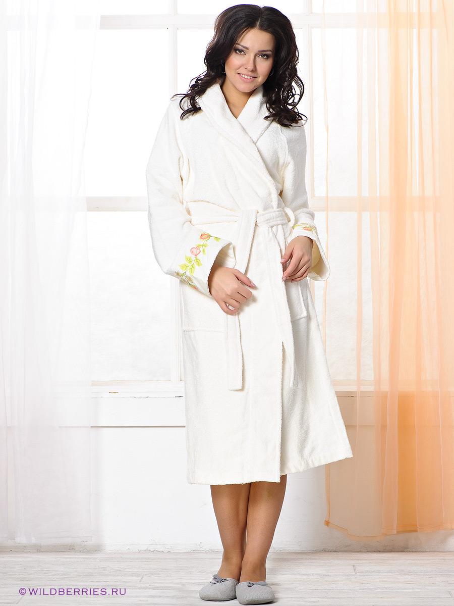 Сауны, бани и оборудование ESTIA Халат Адель (M) сауны бани и оборудование primavelle халат smile цвет персиковый m l
