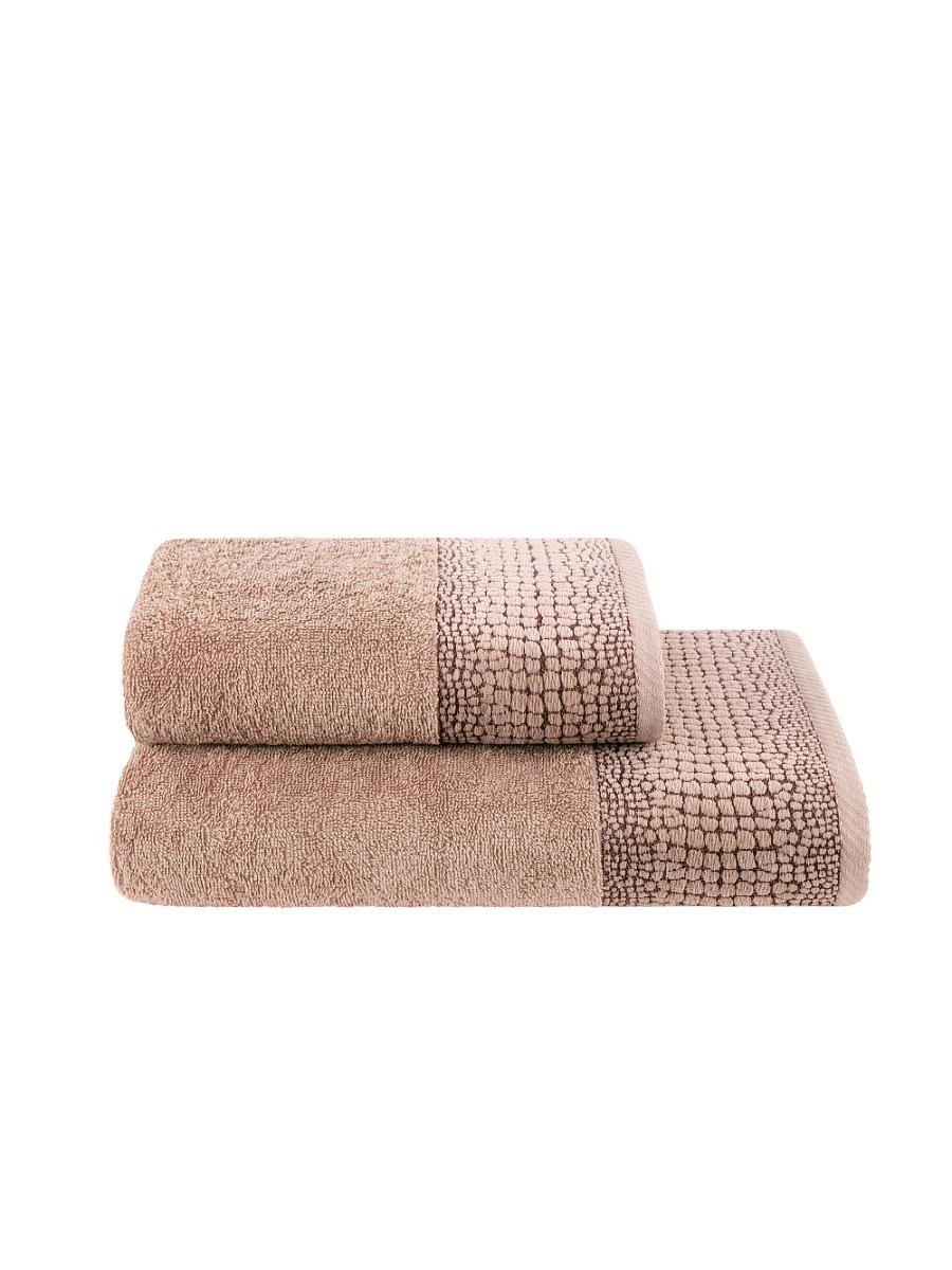Полотенца ESTIA Полотенце Дариан Цвет: Бежевый (50х100 см) полотенце 100 100 см авангард
