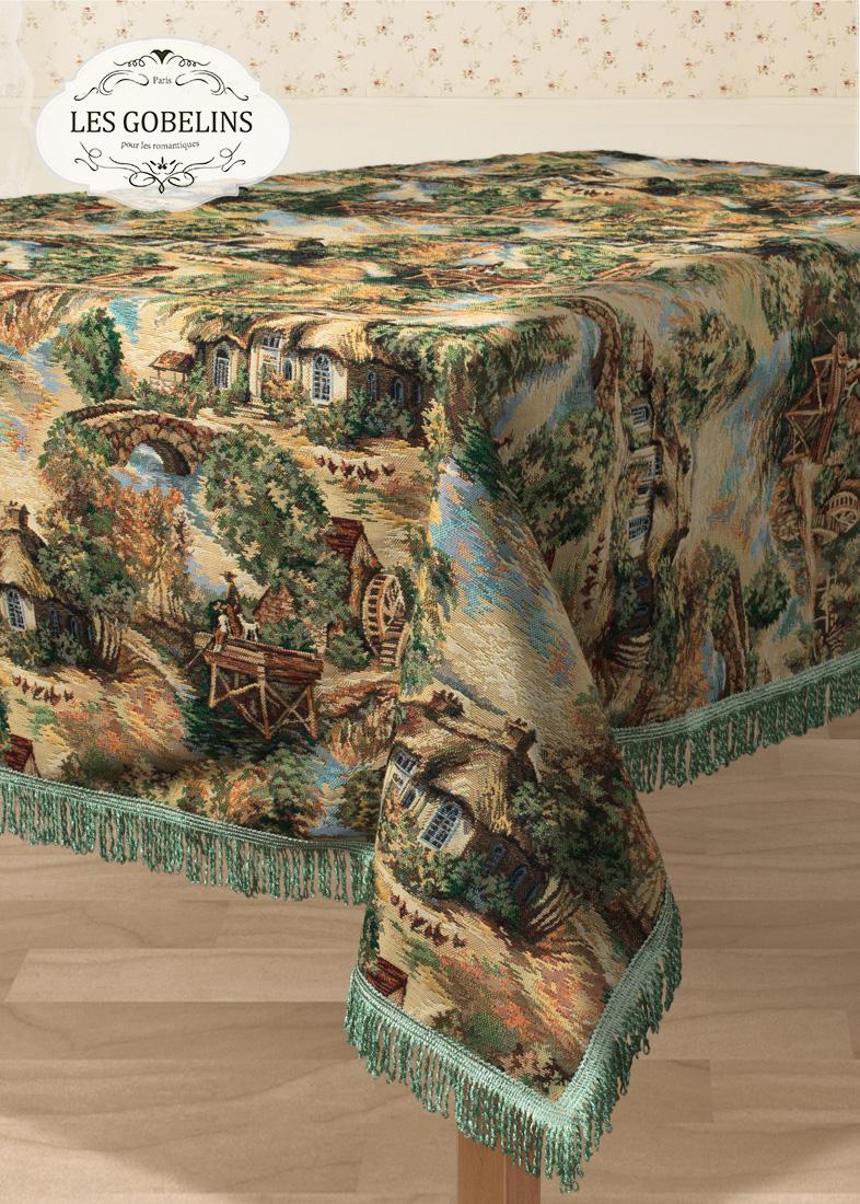 Скатерти и салфетки Les Gobelins Скатерть Provence (150х190 см) скатерти duni скатерть 138х220 d s