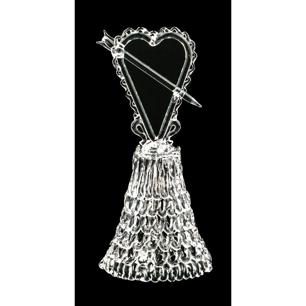 {} Arti-M Колокольчик Сердце (13 см) колокольчик сцепления усиленный 13 зубцов 1m hpi a988