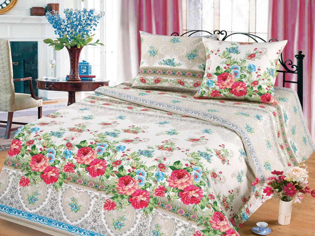 все цены на Постельное белье Cleo Постельное белье Eustacia  (1,5 спал.) онлайн
