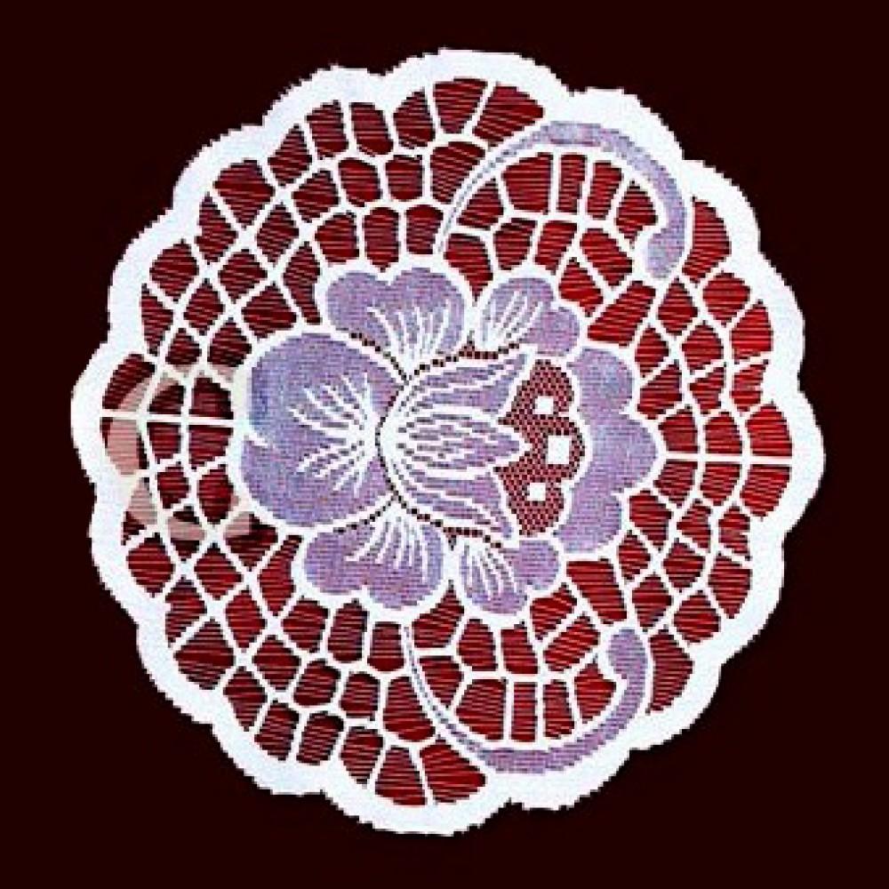 Скатерти и салфетки Haft Салфетки Millie Цвет: белый (круглая 40 см) jill mansell millie armuseiklused
