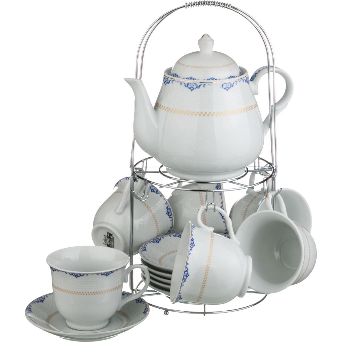 {} Lefard Сервиз Marisol (Набор) creative набор для творчества украшаем чайный сервиз