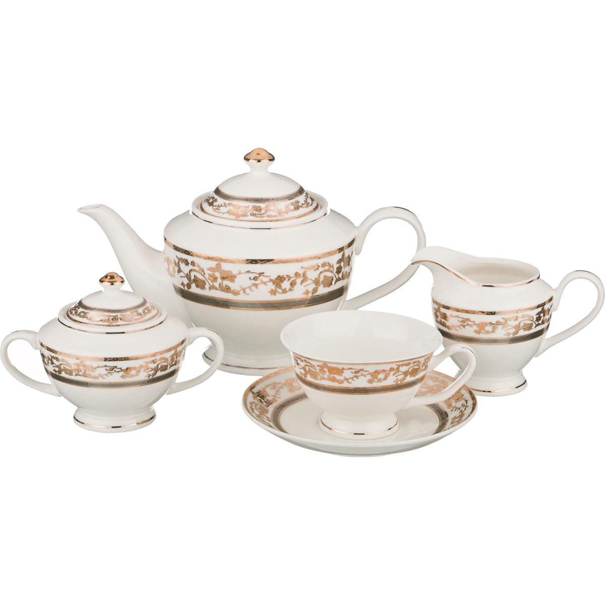 {} Lefard Сервиз Moodish (Набор) creative набор для творчества украшаем чайный сервиз