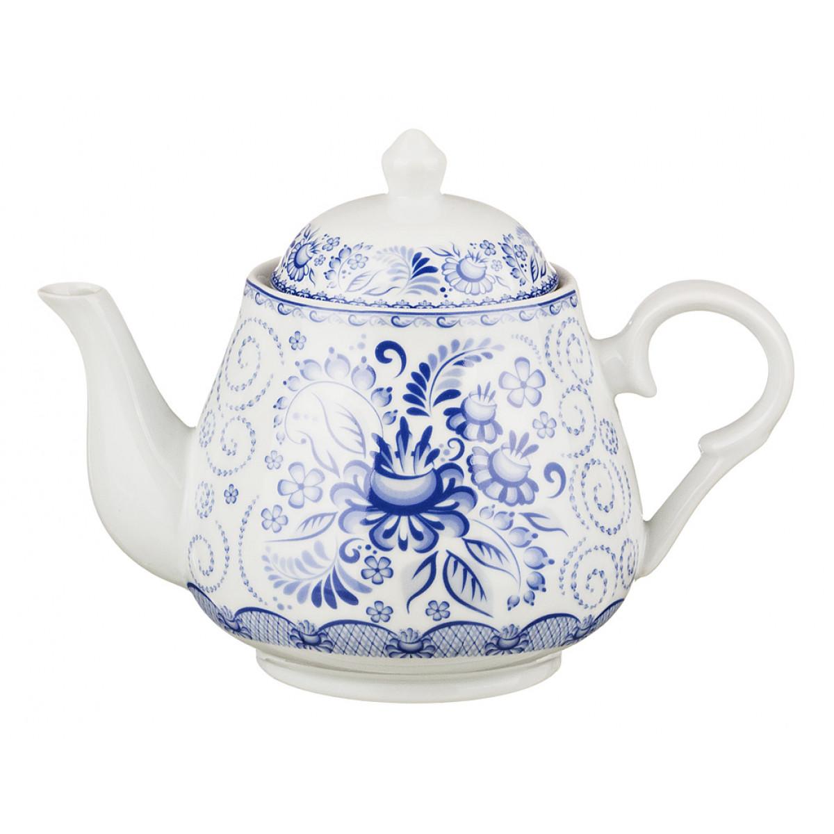 {} Lefard Заварочный чайник Riscorante  (1100 мл) чайник 1100 мл nouvelle чайник 1100 мл