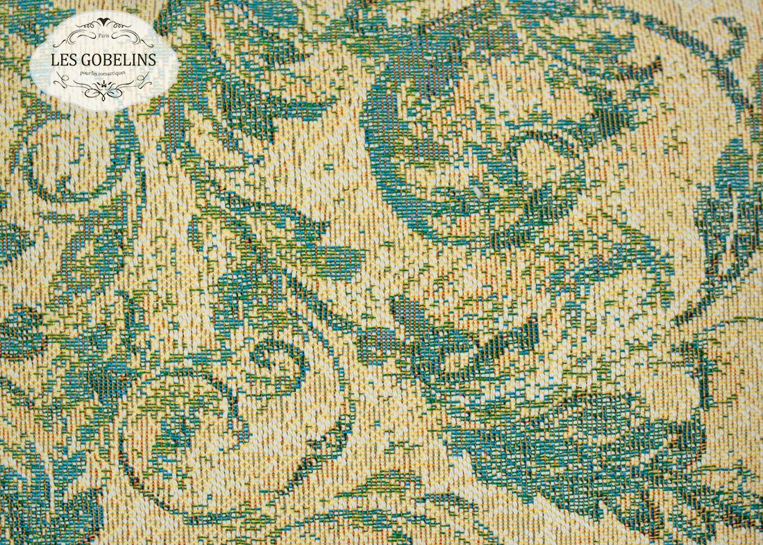 где купить Покрывало Les Gobelins Накидка на диван Jeune Verdure (160х190 см) по лучшей цене