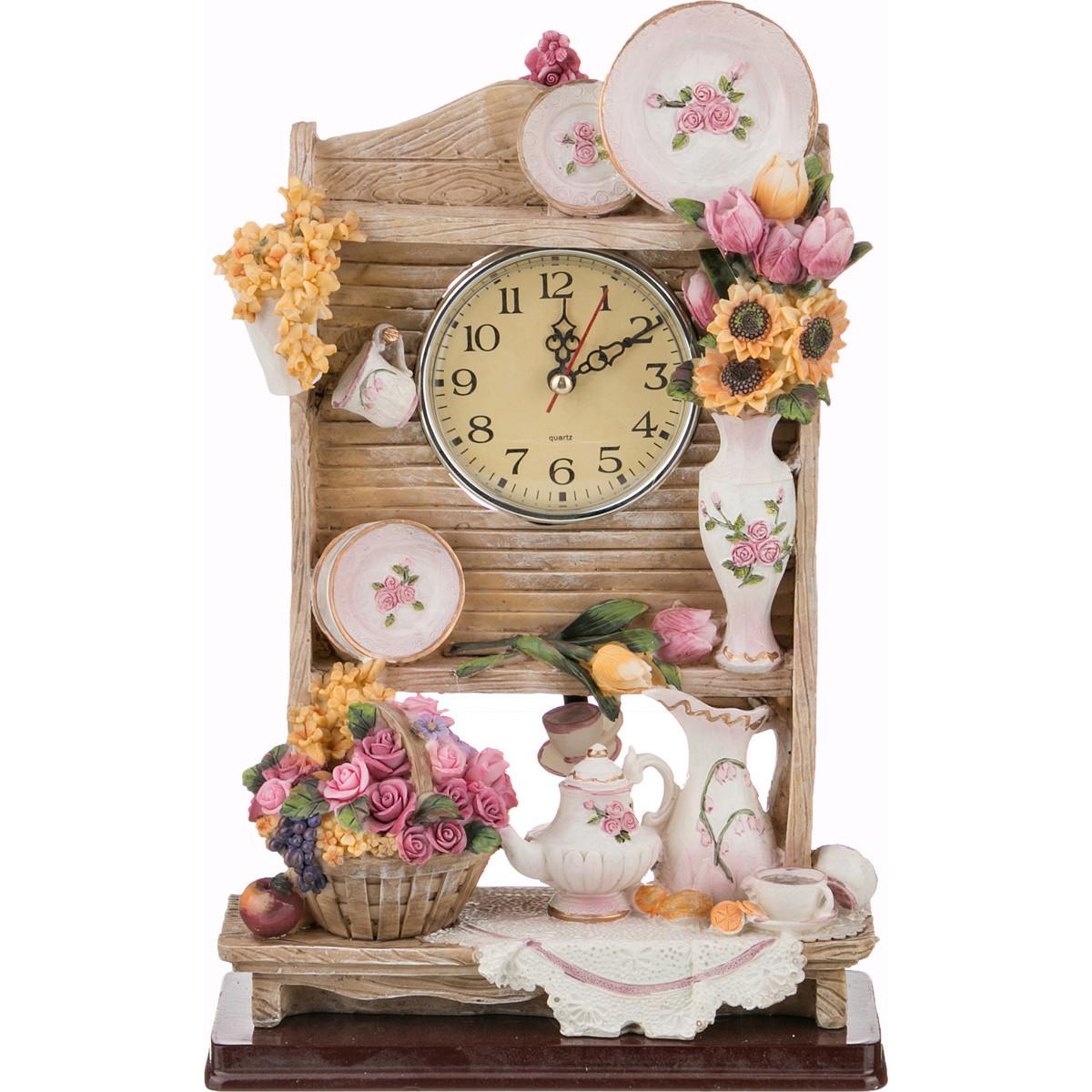{} Lefard Часы Cleopatra  (9х20х30 см) часы пушка настольные 9 30 11см 1140005