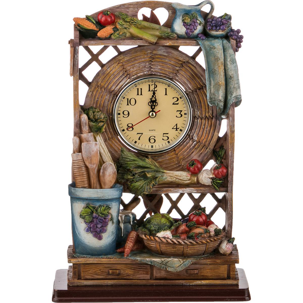 {} Lefard Часы Tigrato  (9х20х30 см) часы пушка настольные 9 30 11см 1140005