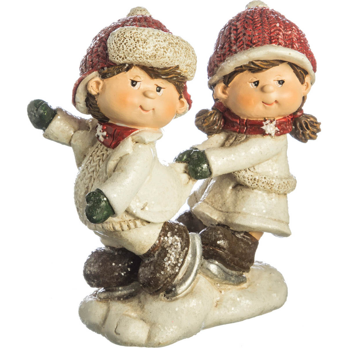 {} Lefard Интерьерная игрушка Новый Год (9 см) lefard интерьерная игрушка jan 5х6х13 см
