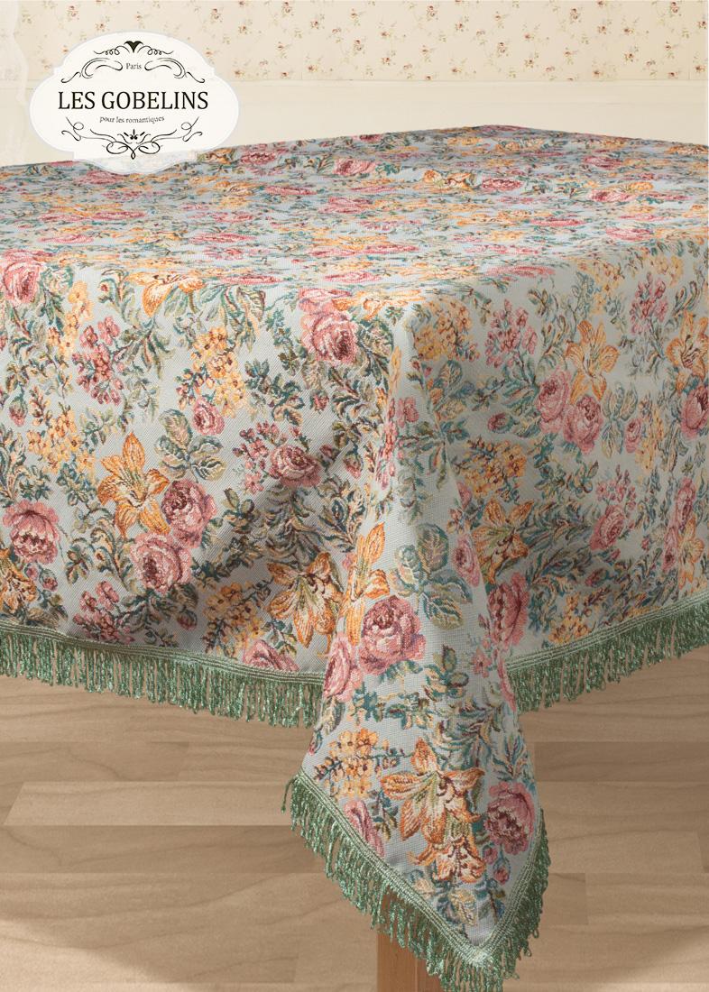 Скатерти и салфетки Les Gobelins Скатерть Arrangement De Fleurs (130х130 см)
