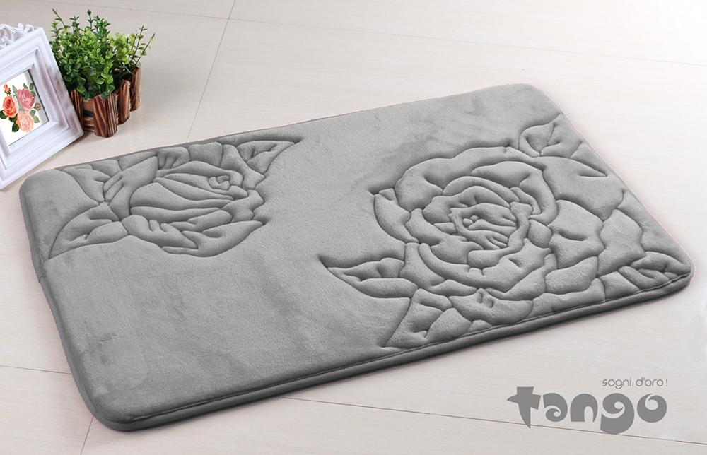 Аксессуары для ванной и туалета Tango Коврик для ванной Morty  (50х80 см) аксессуары для ванной и туалета white clean коврик для ванной leticia 50х80 см