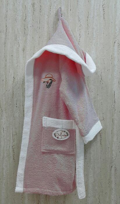 Детские халаты Volenka Детский халат Девочка В Шляпе (14-16 лет) купить шелковый халат мужской спб