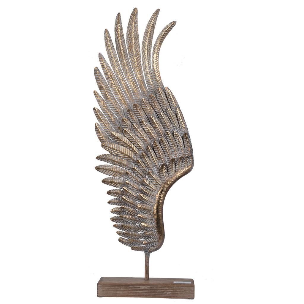 {} ARTEVALUCE Статуэтка Крыло (10х28х84 см) статуэтка петушок 10 см