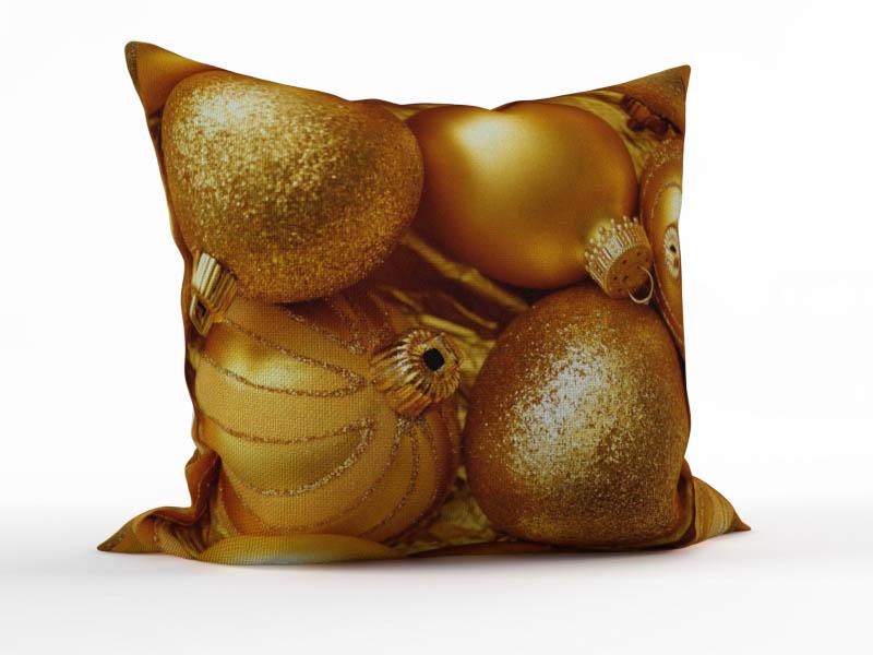 Декоративные подушки StickButik Декоративная подушка Мерцание Игрушек (45х45)
