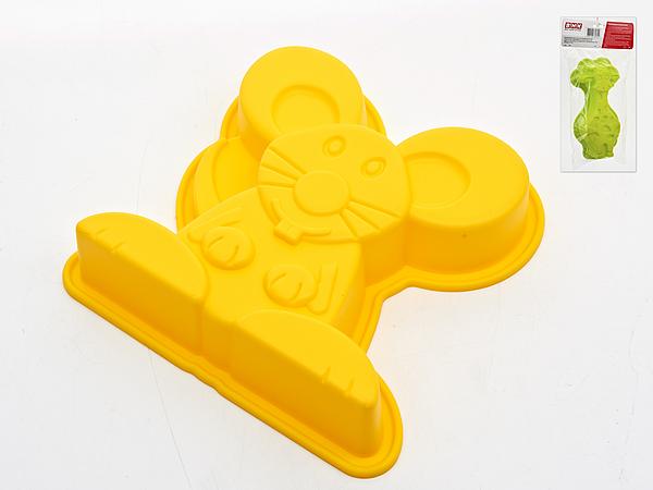 {} Best Home Kitchen Форма для выпечки Мышка (5х20х20 см) best home kitchen форма для выпечки мышка 5х20х20 см