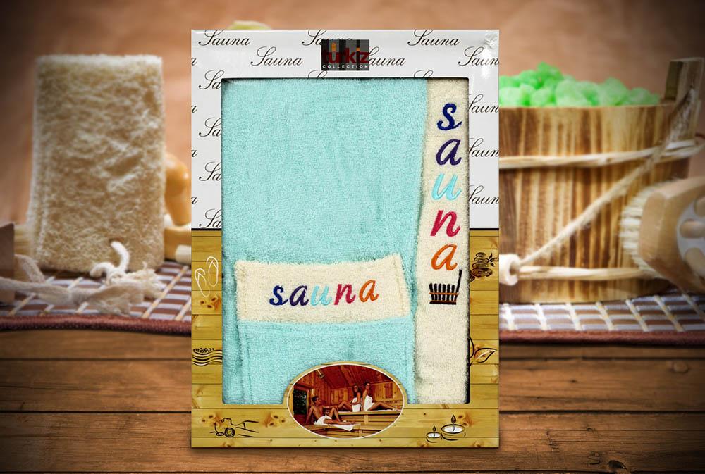 Сауны, бани и оборудование Turkiz Набор для сауны She наборы аксессуаров для бани proffi набор подарочный для бани и сауны звезда веник березовый шапка банная
