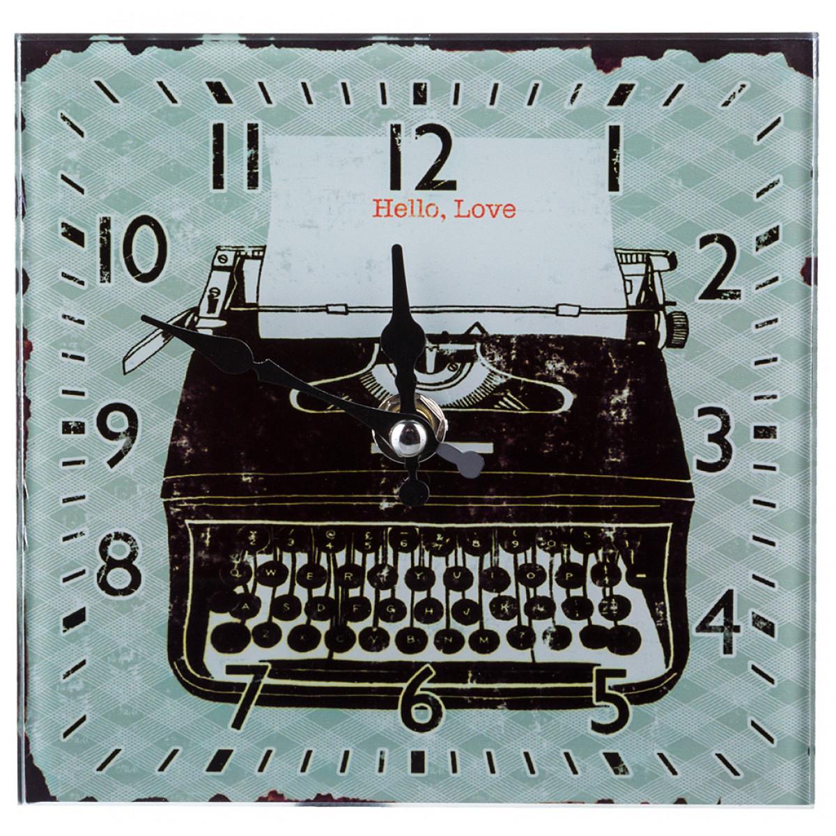 {} Lefard Часы Karissa (15х15 см) держатель для книг three hands 15х15 см smooth sea 78480
