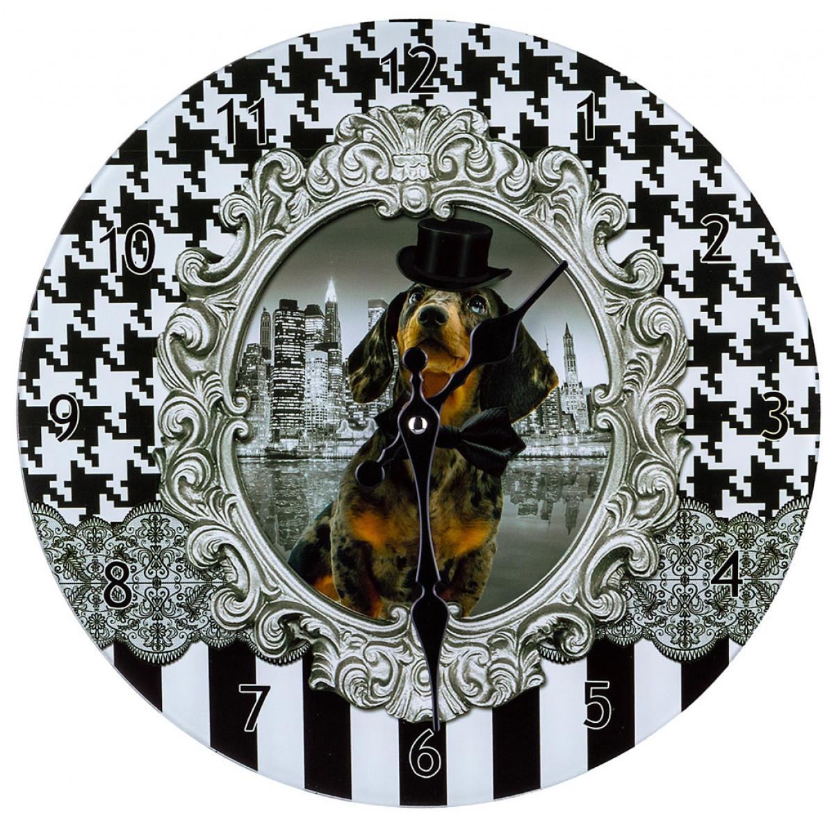 настенные часы акита 30 см лондон c46 {} Lefard Часы Johnathon  (30 см)
