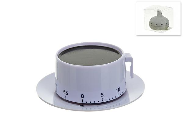 {} Best Home Kitchen Таймер кухонный Чашка С Блюдцем (7х8х11 см) best home kitchen таймер кухонный чайничек 8х8х10 см