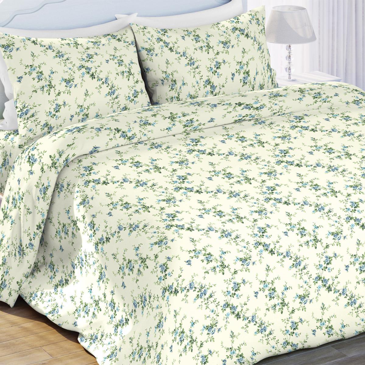 Постельное белье Любимый дом Постельное белье Пробуждение (2 спал.) цена