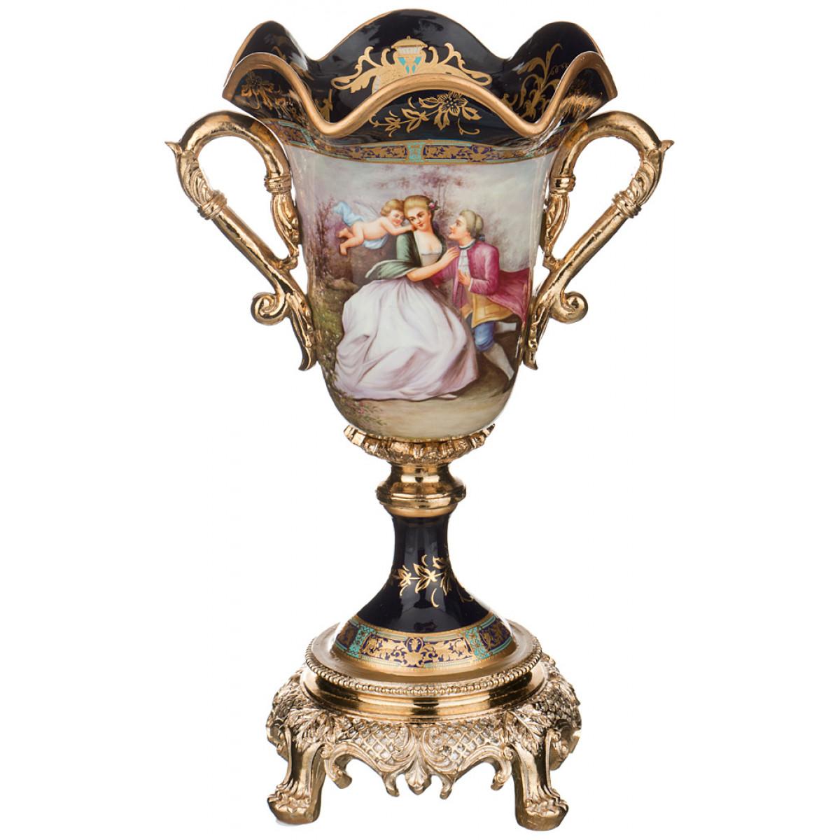 {} Lefard Ваза Annemae (17х36 см) lefard ваза dikla 26 см