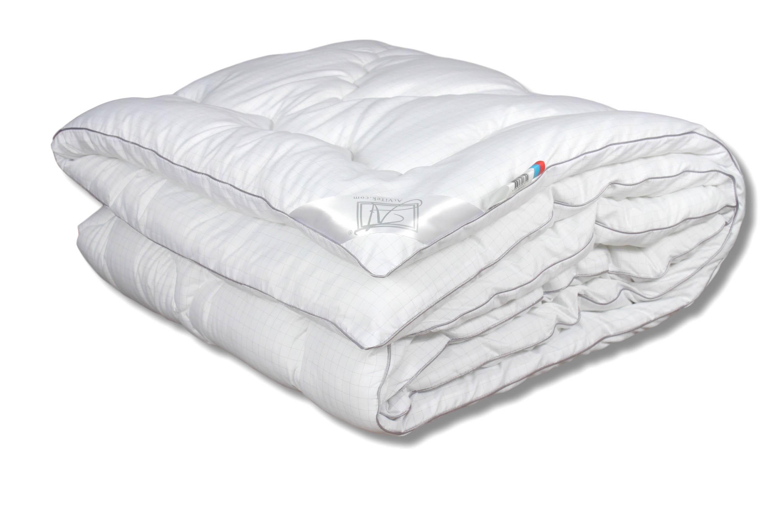 Одеяла AlViTek Одеяло Карбон Легкое (140х205 см) одеяла alvitek одеяло алоэ микрофибра легкое 140х205 см