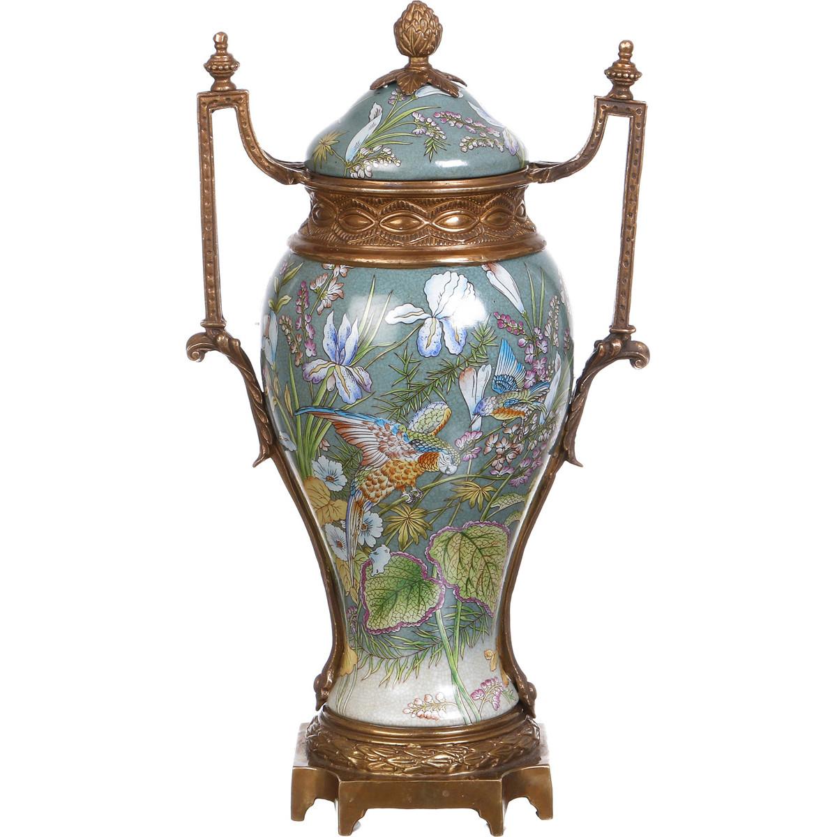 {} Lefard Ваза Lemans (40 см) lefard ваза frozen 17х25 см