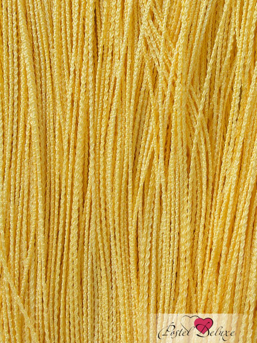 Шторы Haft Нитяные шторы Gironde Цвет: Желтый haft haft нитяные шторы deniz цвет белый
