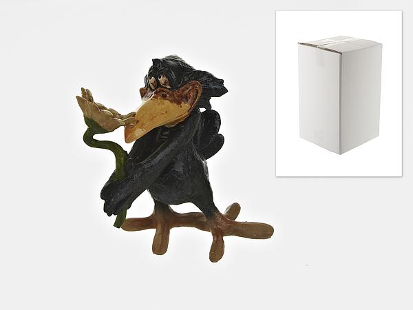 {} ArtHouse Фигурка Ворона Клара (7х8х9 см) arthouse статуэтка балет 7х10х21 см