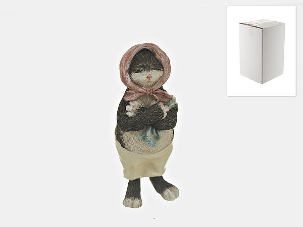 {} ArtHouse Фигурка Fish Chef (4х5х11 см) arthouse статуэтка балет 7х7х23 см