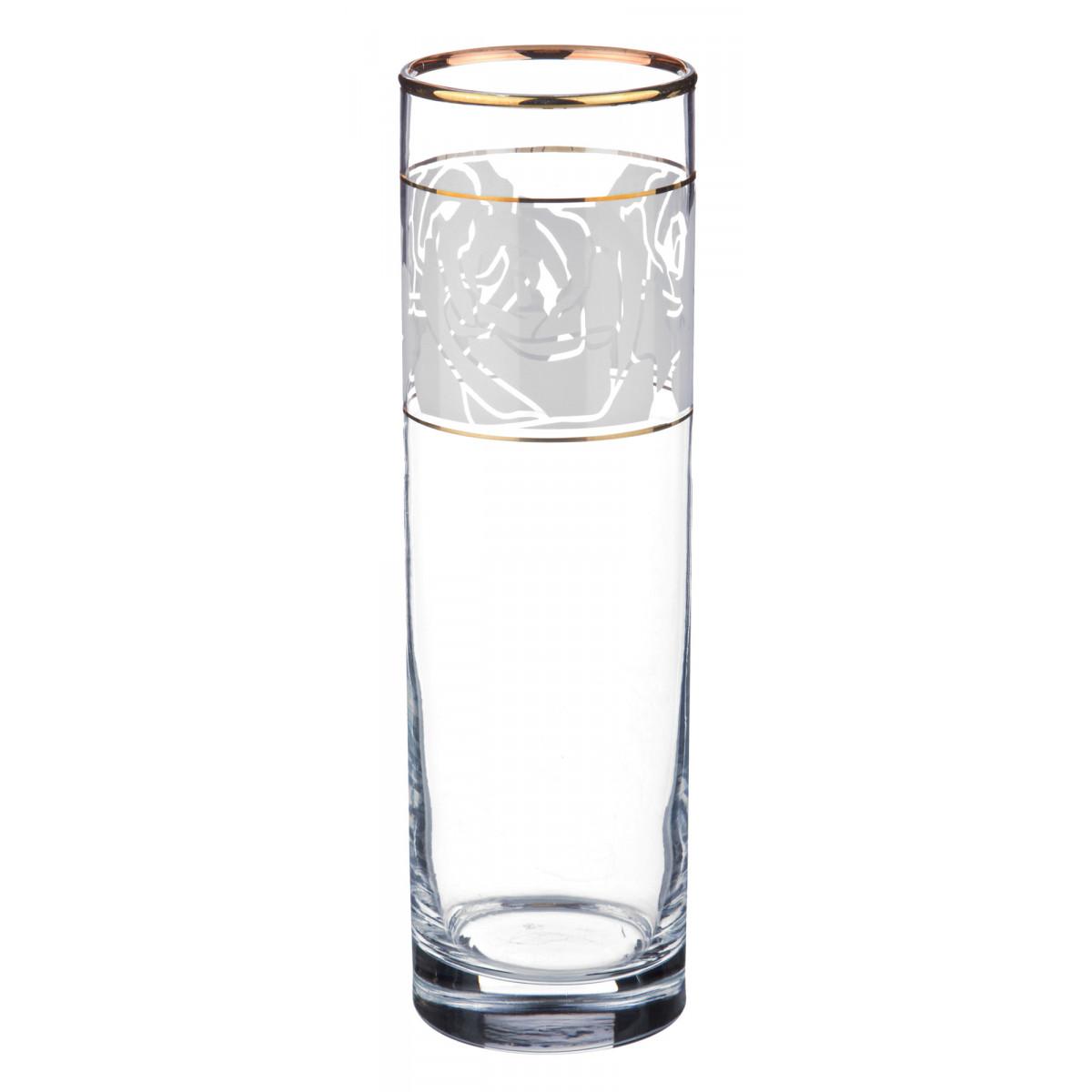 {} Arti-M Ваза Ansel  (26 см) ваза кружева цветов 26 см