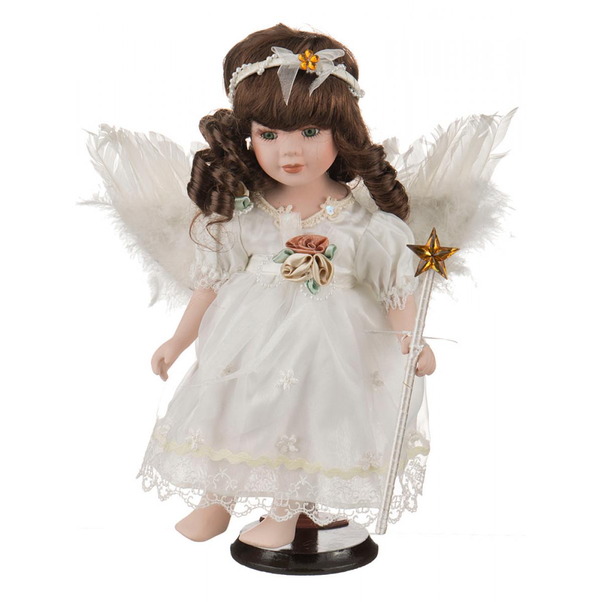 {} Lefard Кукла Cyan  (32 см) салфетка декоративная lefard 48 32 см