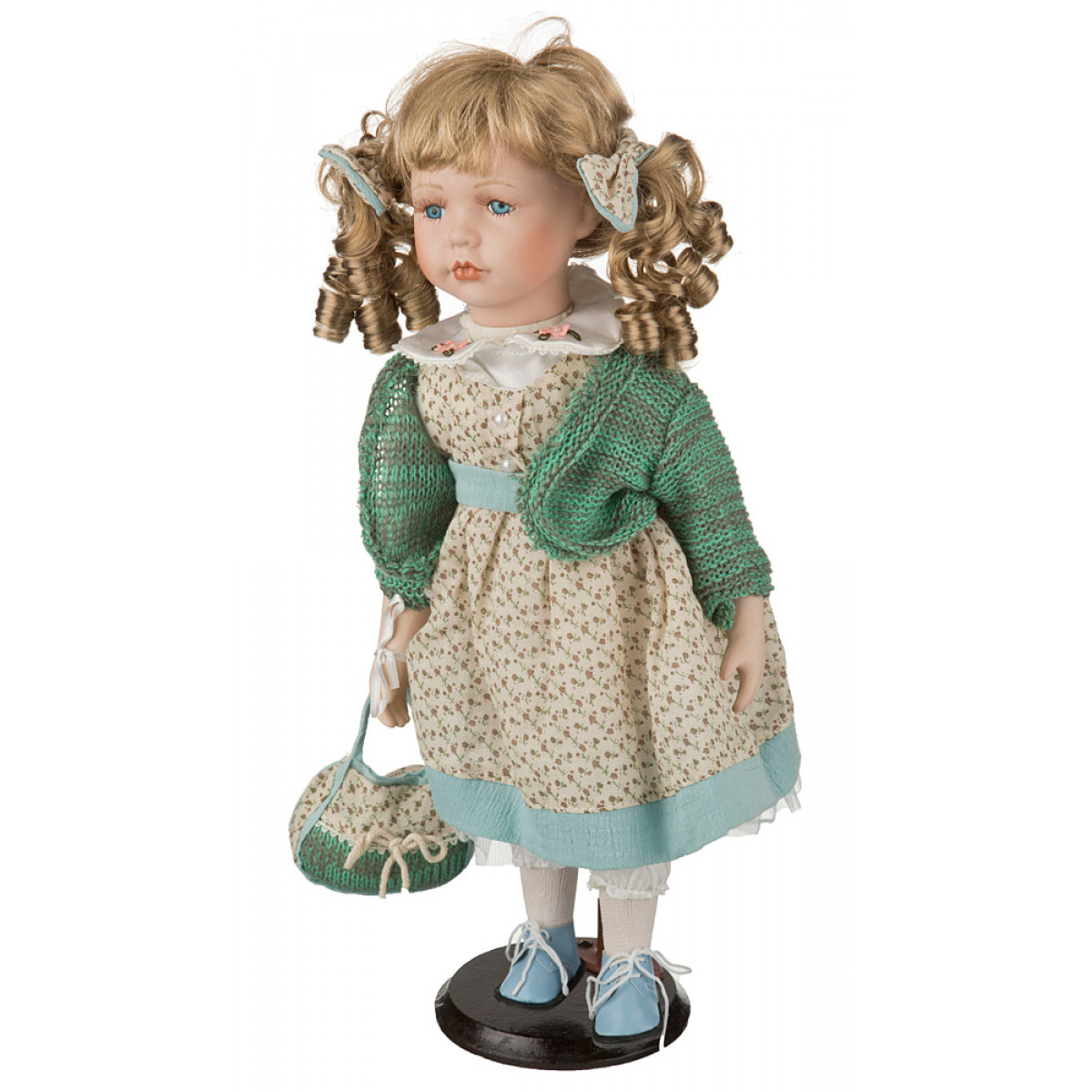 {} Lefard Кукла Tania  (40 см) кукла весна 35 см