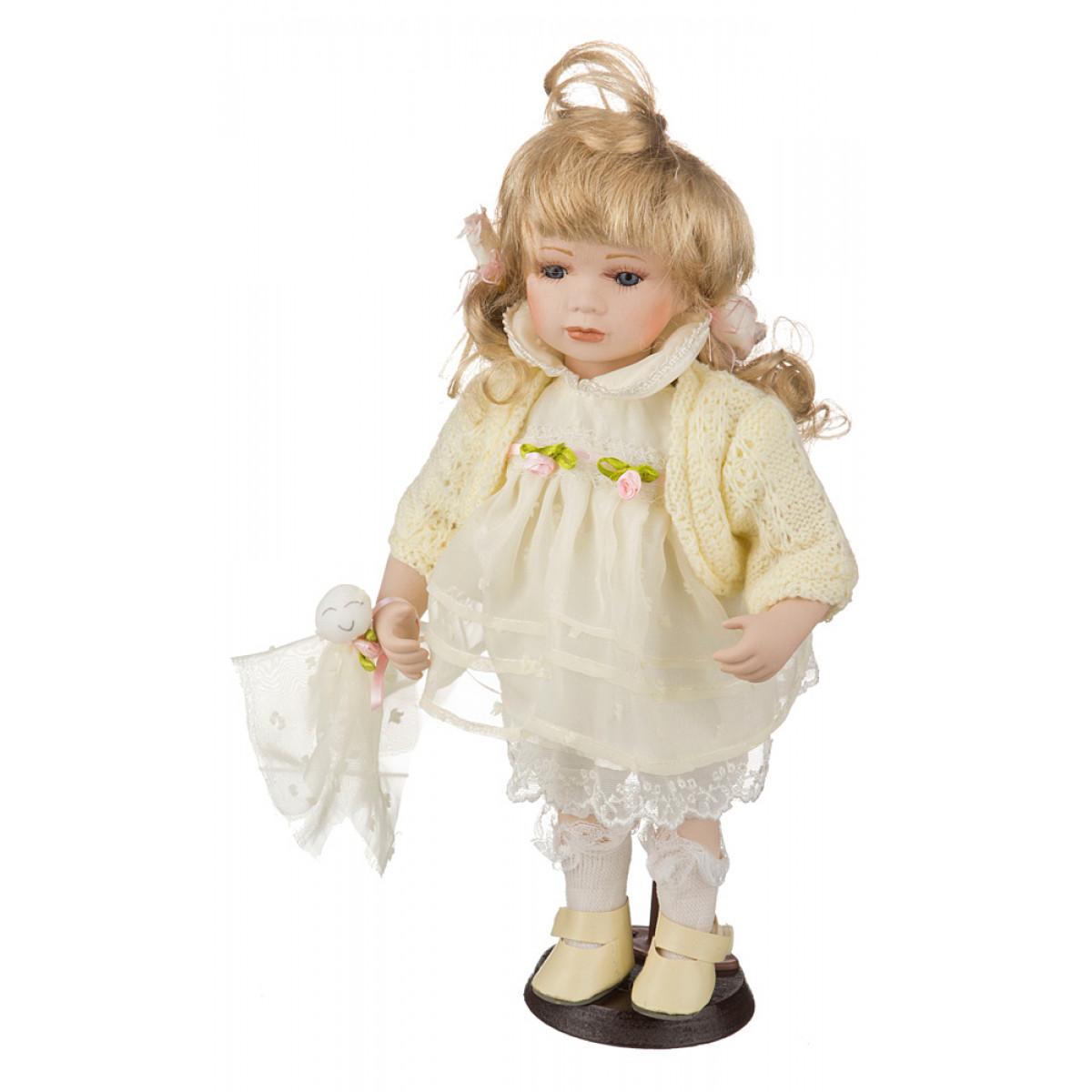 {} Lefard Кукла Denny  (30 см) кукла декоративная гейша 30 см 1137923