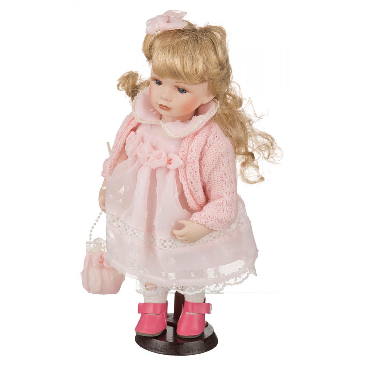 {} Lefard Кукла Jonathan  (30 см) кукла декоративная гейша 30 см 1137923