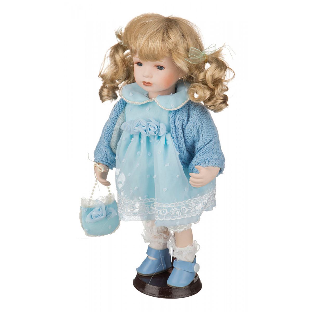 {} Lefard Кукла Zalmon  (30 см) кукла декоративная гейша 30 см 1137923