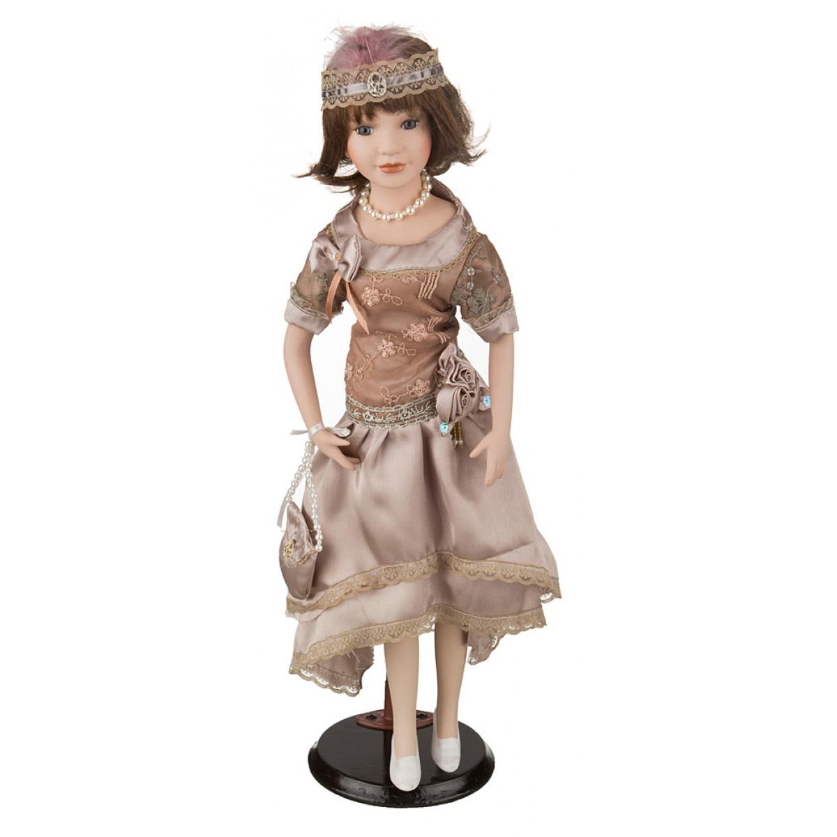 {} Lefard Кукла Tilda  (45 см) кукла весна 35 см