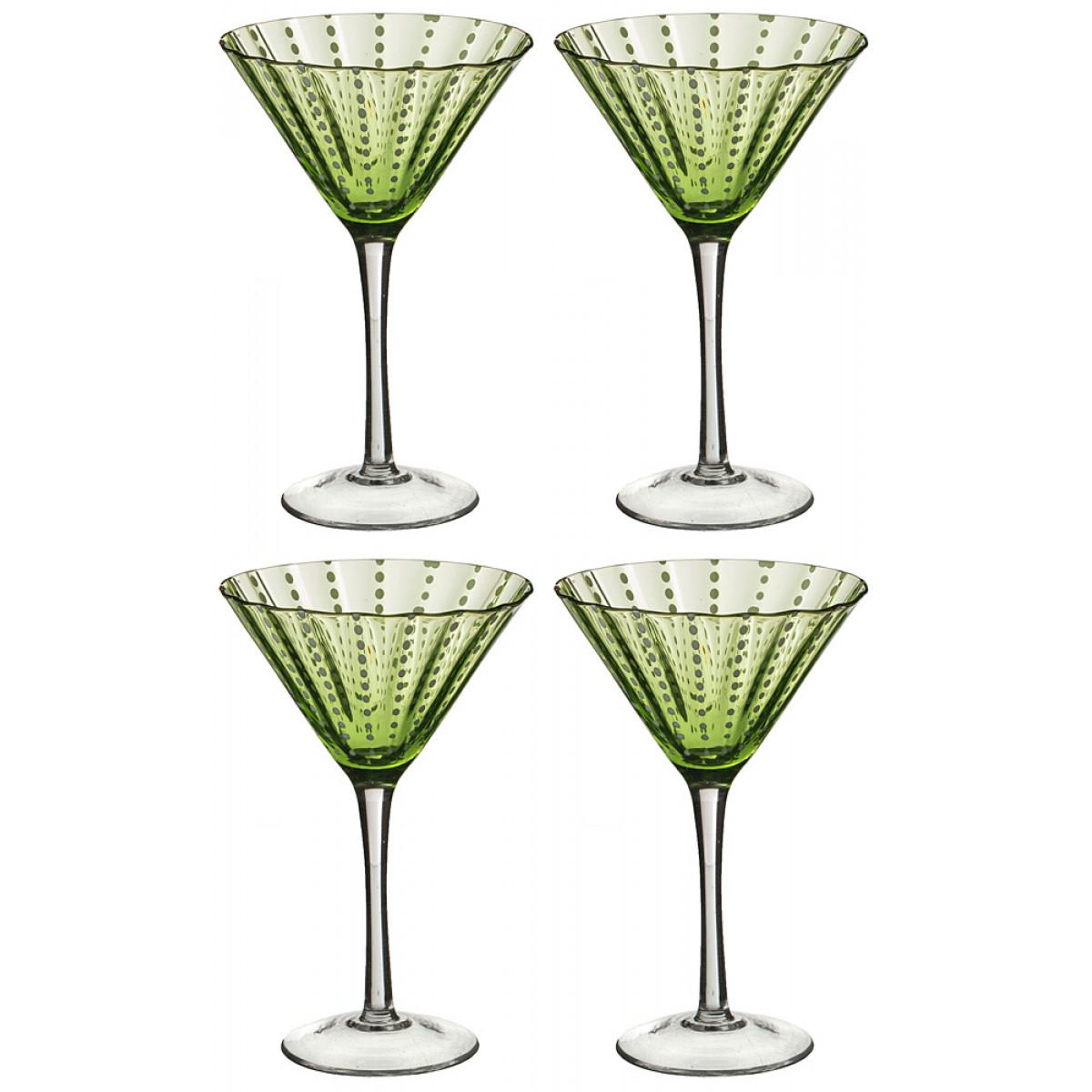 {} Lefard Набор бокалов для коктейлей Aidan (18 см - 4 шт) стоимость