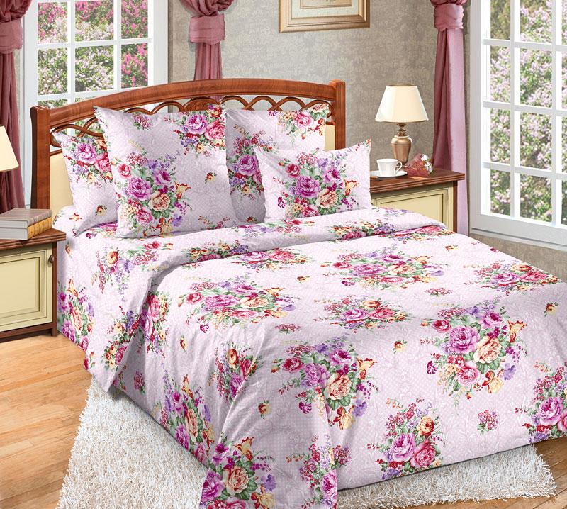 Постельное белье Примавера Постельное белье Розовый Букет (2 спал.) примавера постельное белье cecil 2 спал
