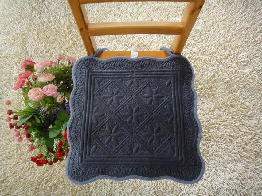Подушки на стул Tango Подушка на стул Bianca  (42х44) tango