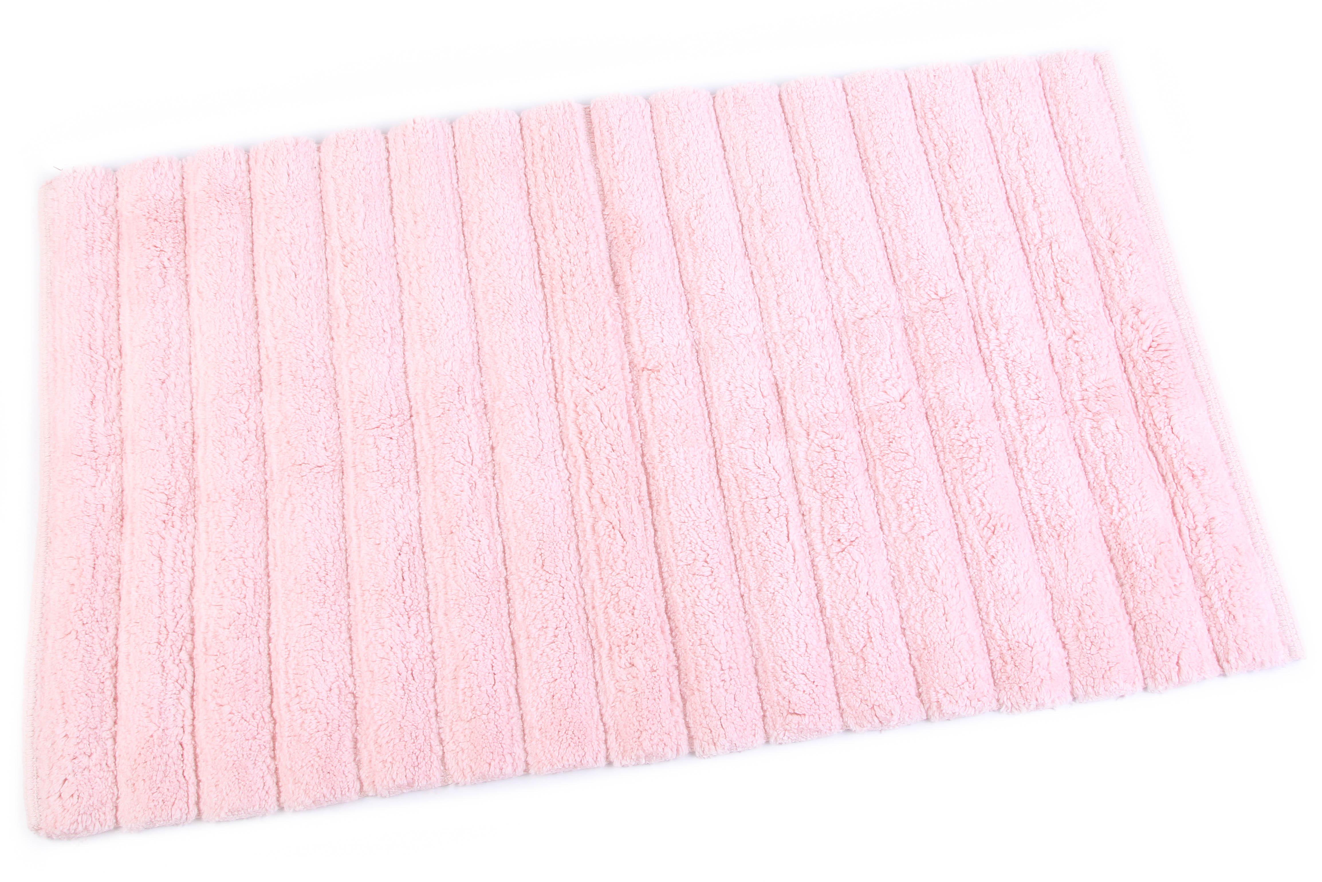 Аксессуары для ванной и туалета Ганг Коврик для ванной Tabitha Цвет: Розовый (50х80 см) коврик для ванной арти м 50х80 см розанна