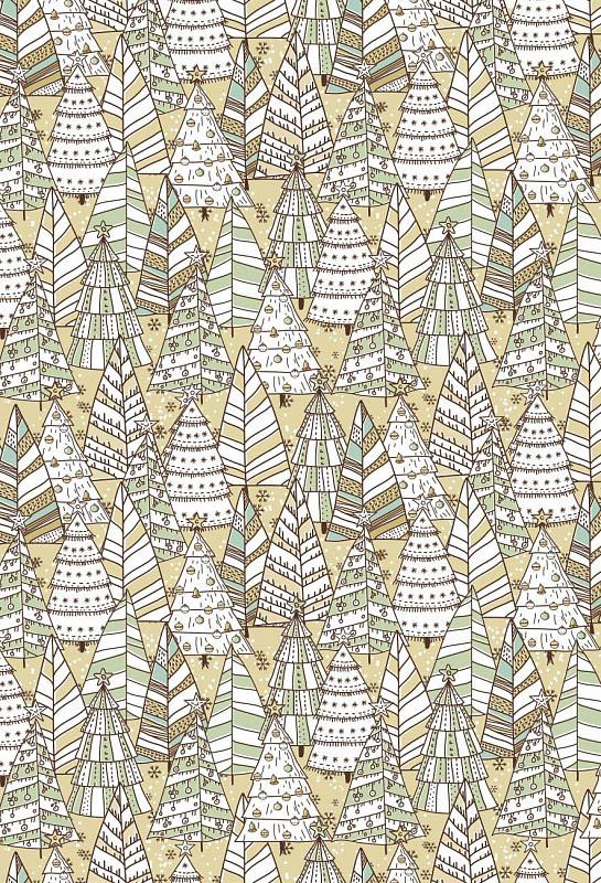 Скатерти и салфетки StickButik Скатерть Лаконичные Ёлки (120х120 см) скатерти и салфетки santalino скатерть lysander 140х180 см