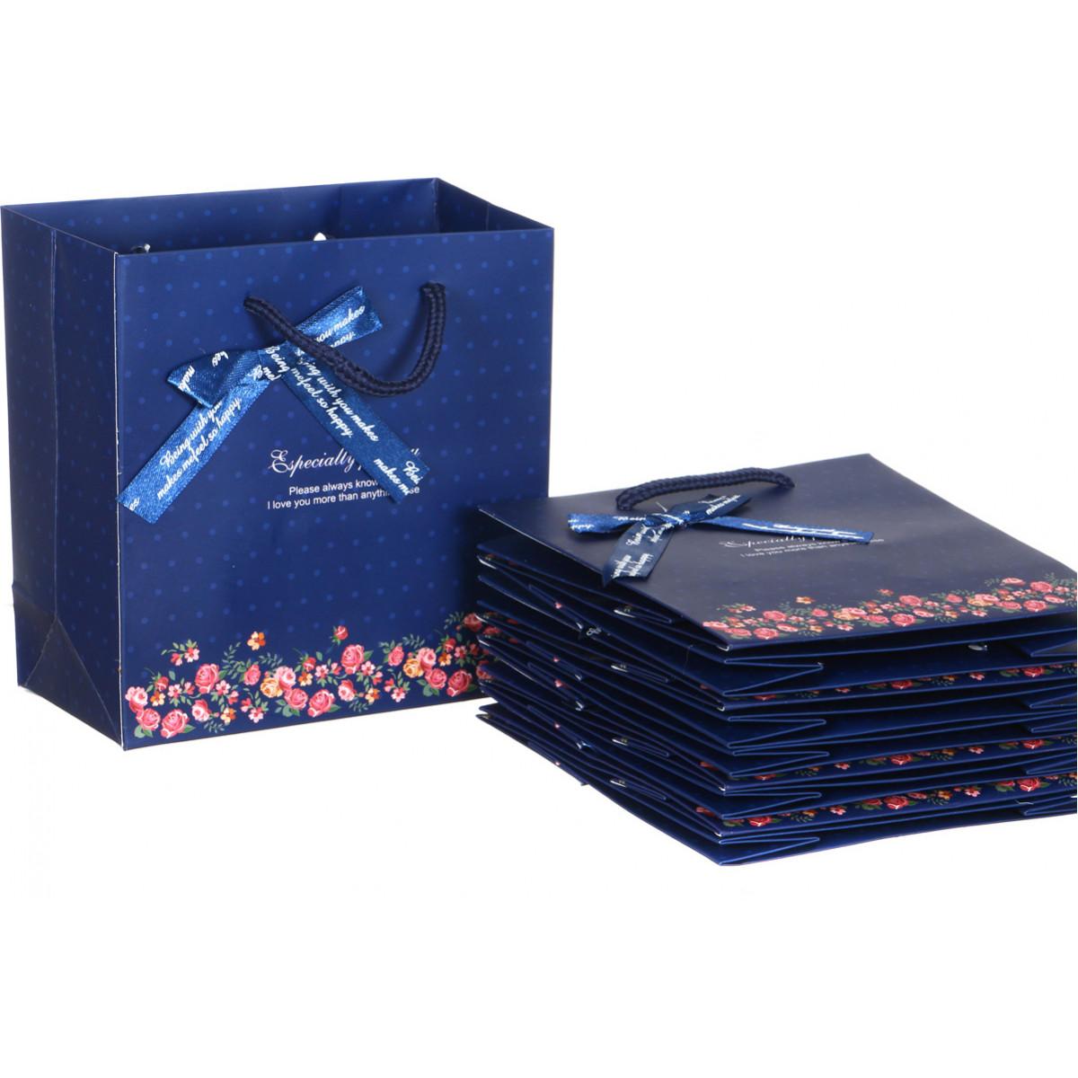 {} Lefard Пакет подарочный Christian (7х14х16 см - 10 шт) lefard пакет подарочный luvinia 7х14х16 см 10 шт