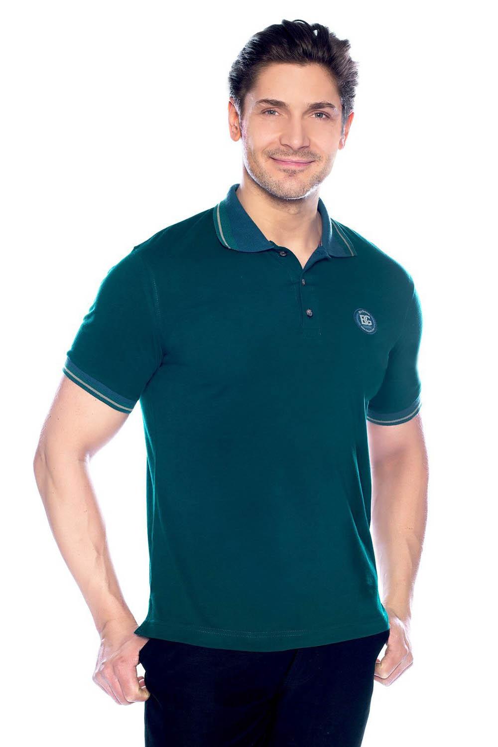 Футболки BeGood Футболка Fresko Цвет: Темно-Зеленый (M) футболки begood футболка стрекоза цвет молочный m