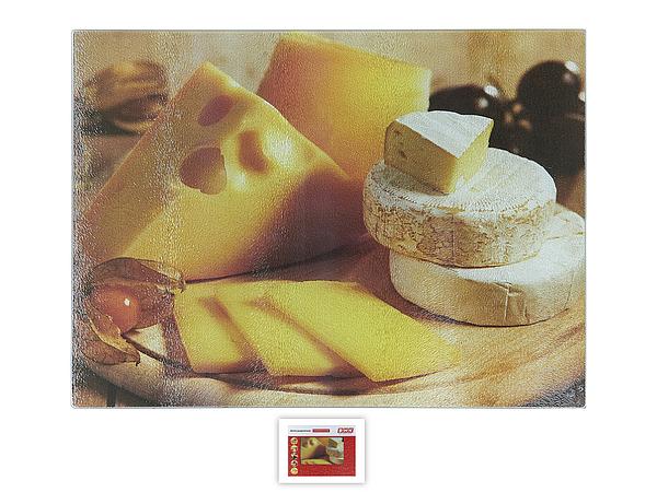 {} Best Home Kitchen Разделочная доска Французские Сыры (40х30 см) best home kitchen разделочная доска хлеб 40х30 см